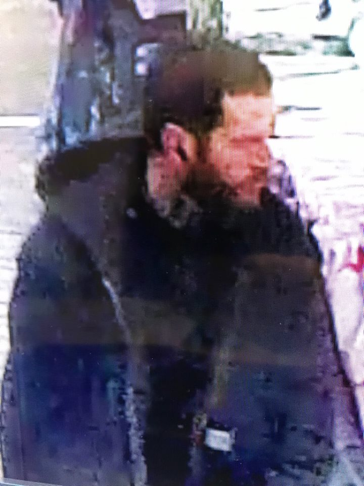 The Fayetteville Police Department is seeking the public's assistance identifying a person of interest in reference to an Armed Bank Robbery that occurred at 3010 West Martin Luther King Jr BLVD Friday, April 19, 2019