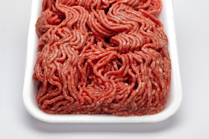 62,000 Pounds Of Ground Beef Recalled Due To Possible E. Coli Contamination
