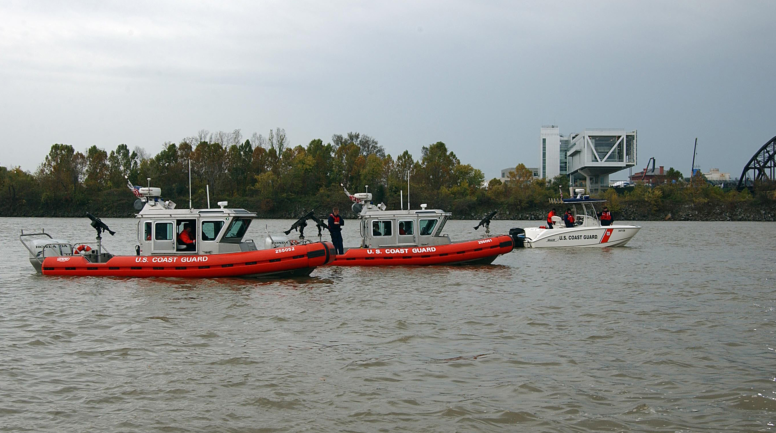 Corps Issues Small Craft Advisory For Arkansas River