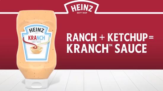 Heinz Introduces 'Kranch' Sauce thumbnail