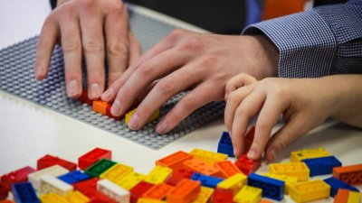 Lego Releases Braille Bricks To Teach Blind And Visually Impaired