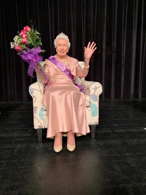 Jessie Pittman, 97