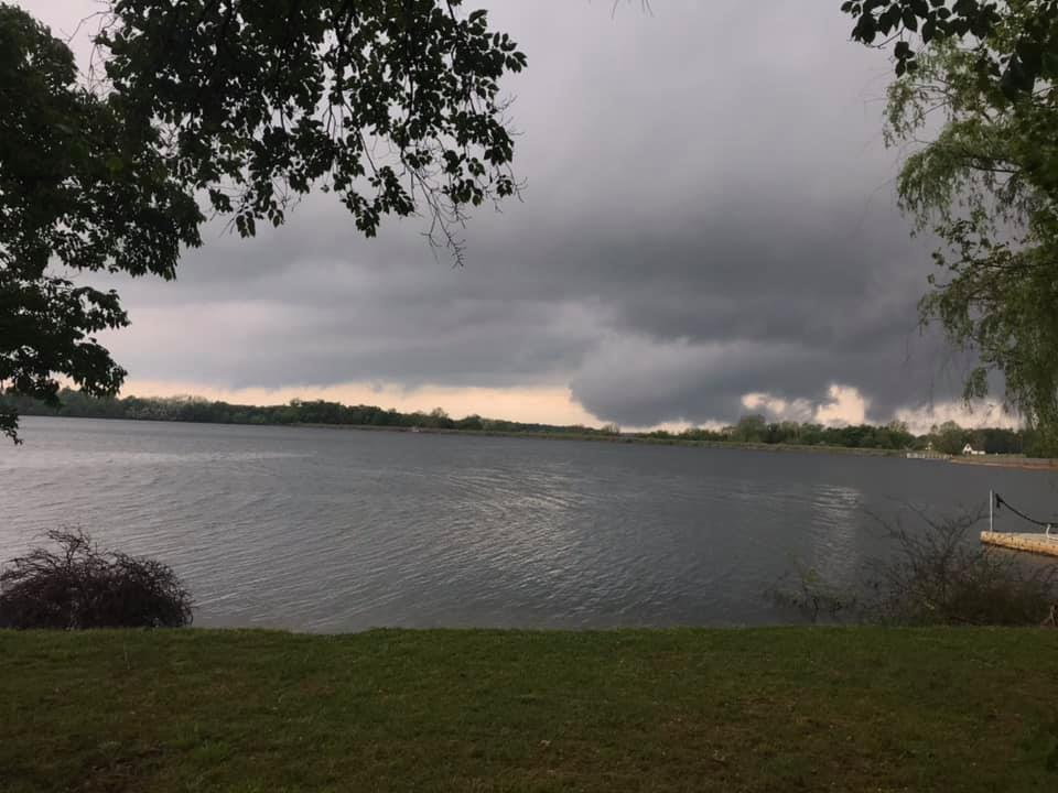 Lake Elmdale, courtesy of Leslie Post