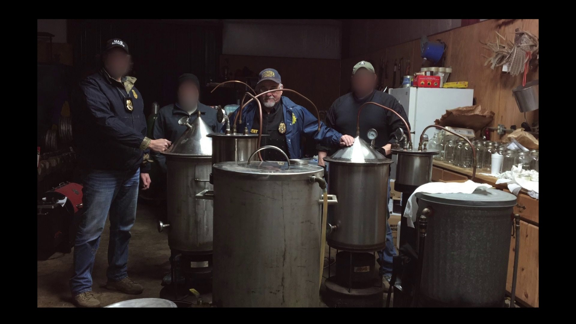 Officials Bust Moonshine Operation In Southeastern Oklahoma thumbnail