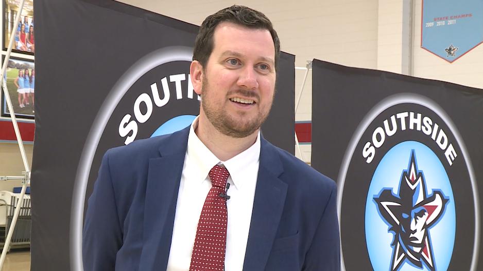 Robert Brunk Hired As Southside Girls Basketball Coach thumbnail