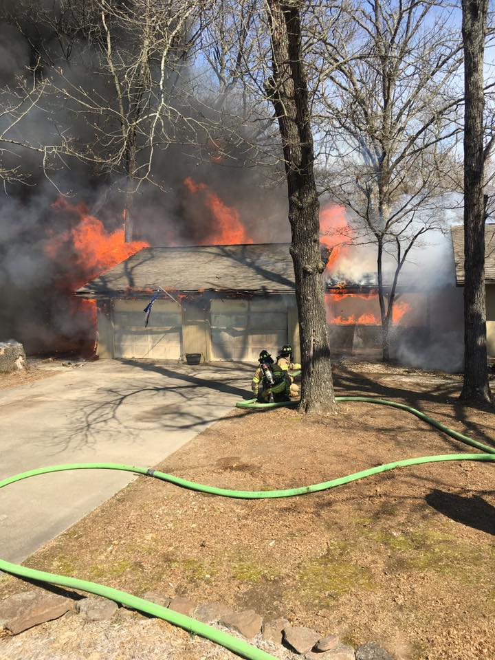 Photo Courtesy of Rogers Fire Department.