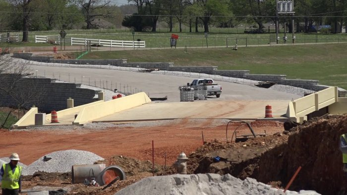 Rupple Road Alignment To Soon Be Open To Drivers