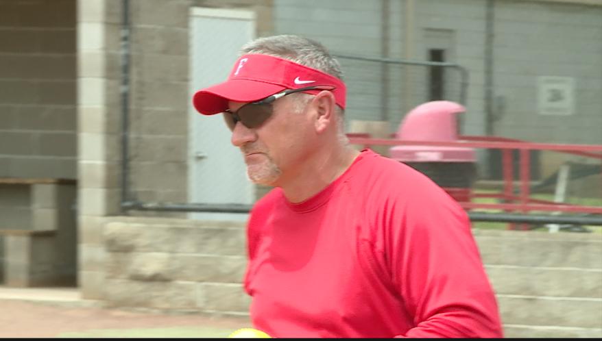 Farmington Lifer And Softball Coach Randy Osnes Honored