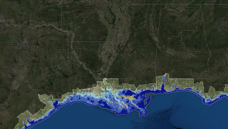 Sea Level Rise NOAA