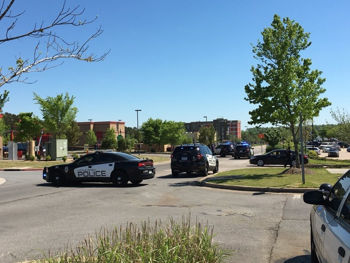 Little Rock Police Investigate Fatal Officer-Involved