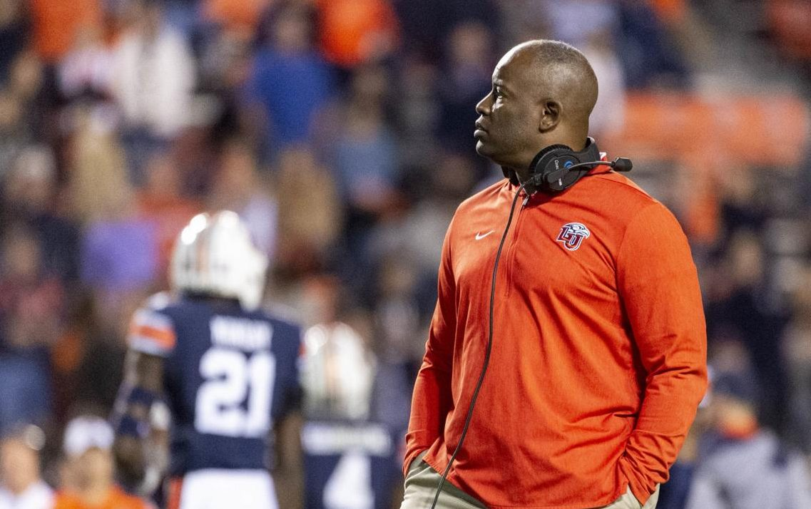 Turner Gill Joins Razorbacks Support Staff