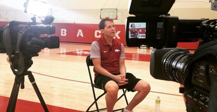 One-On-On With New Razorbacks Basketball Coach Eric Musselman