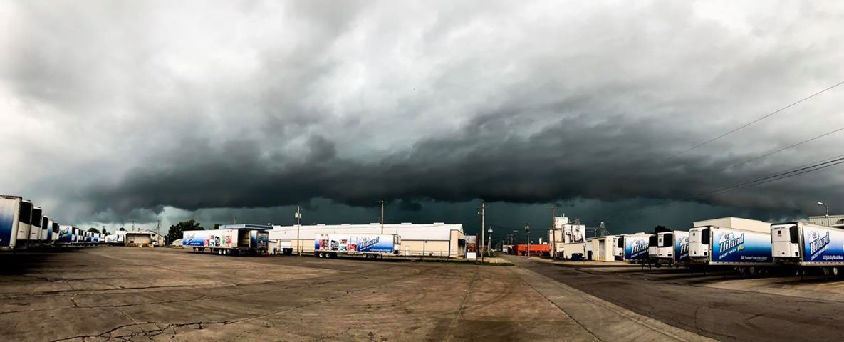 Courtesy of Loren Young in Fort Smith, AR.