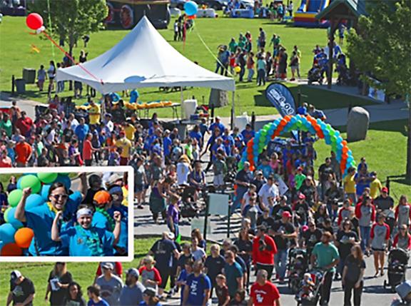 Walk/5K At Benton County Fairgrounds Saturday To Benefit Autism Awareness