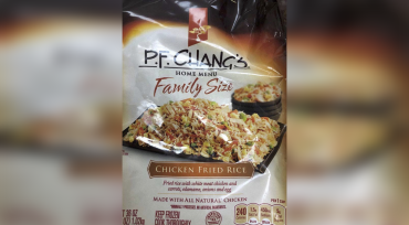 Almost 12 Million Pounds Of Tyson Chicken Strips Have Been Recalled
