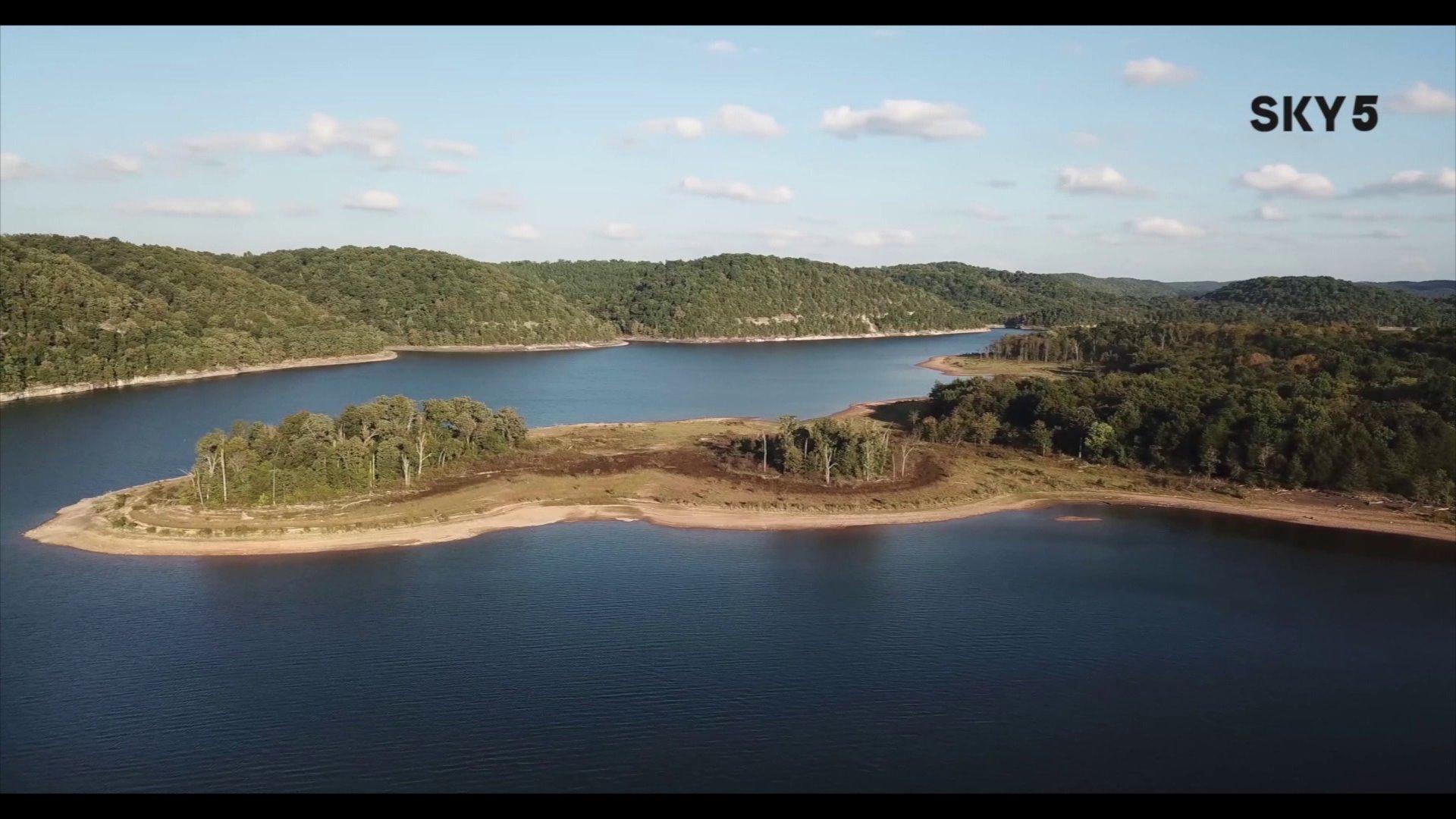 Corps Of Engineers Reopen Swim Beaches On Beaver Lake thumbnail