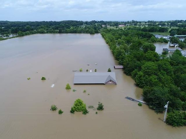 FEMA To Provide Individual Assistance For River Valley Flood Victims thumbnail