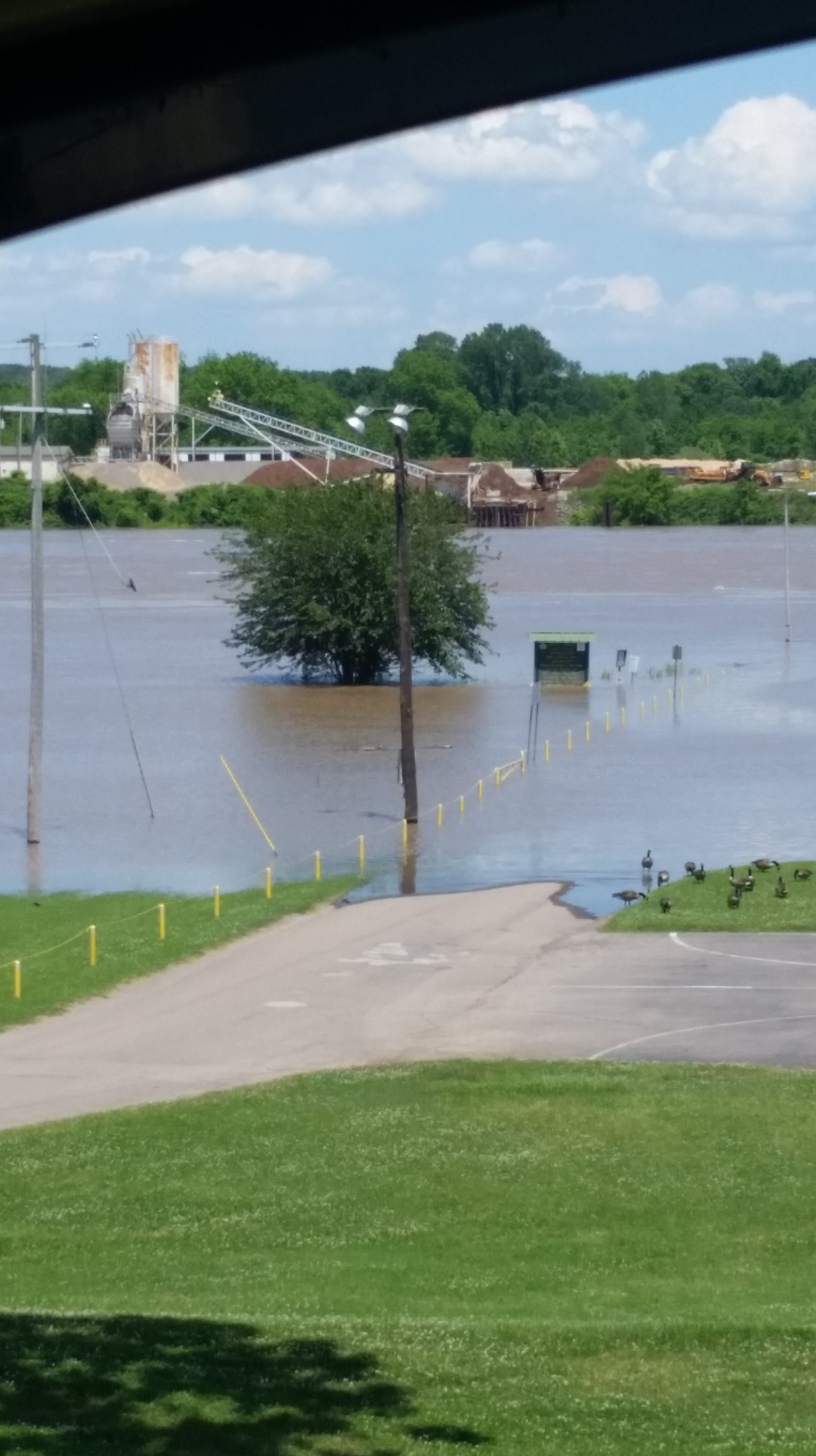 Dardanelle, Ar. Courtesy of Virgil Morgan. 5-24-19
