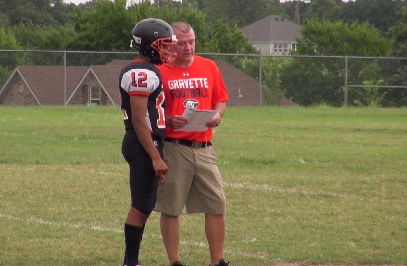 Gravette Football Coach Doug Greenwood Resigns