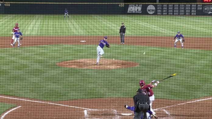 Hogs Rally, Then Rout LSU To Take Series For First Time Since 2011