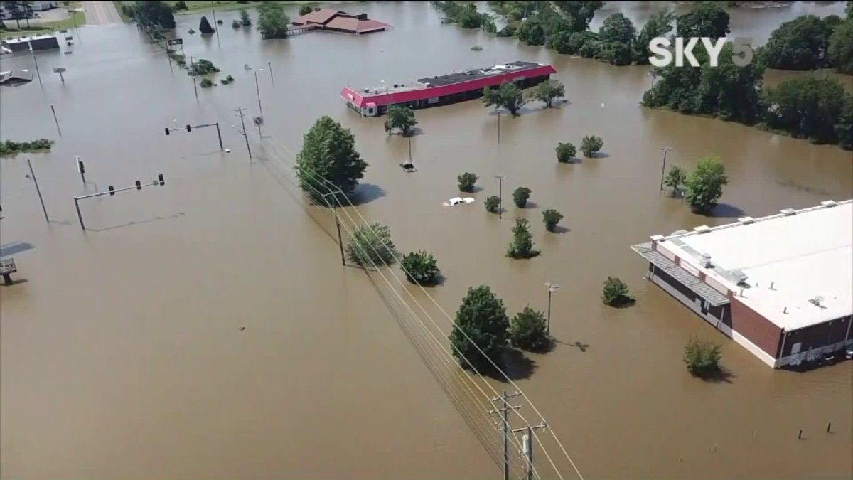 Fort Smith Schools Granted Waiver For Closing During Historic Flooding