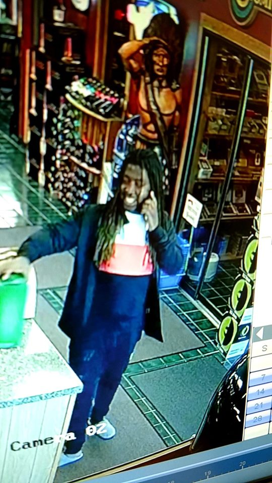 Suspect accused of using fake debit card to purchase $300 worth of items at multiple places