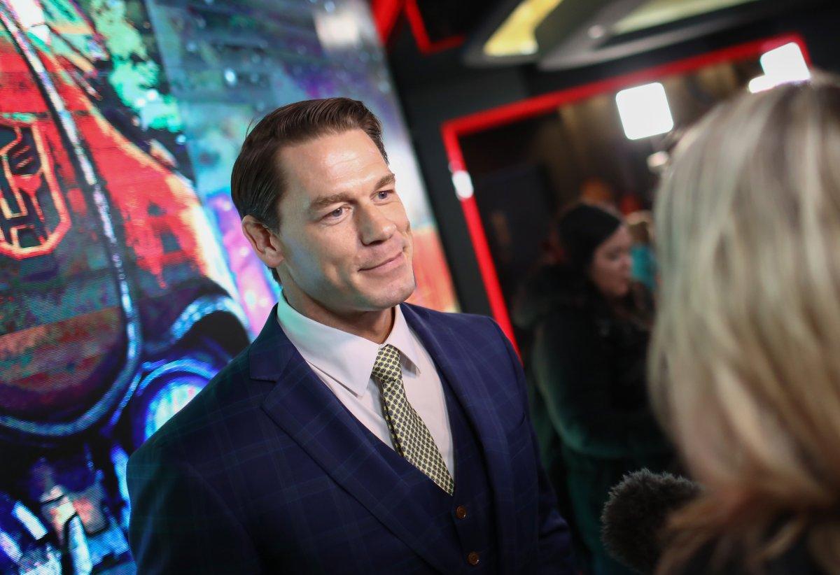 John Cena To Appear At Bentonville Film Festival