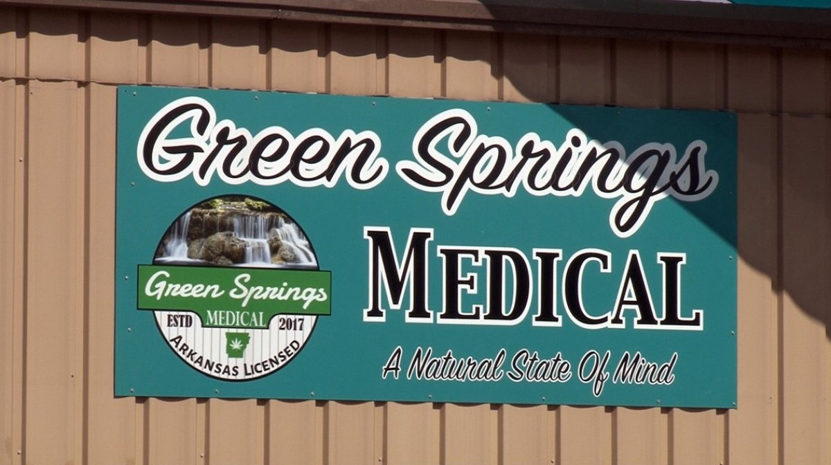 Second Medical Marijuana Dispensary Opens In Hot Springs