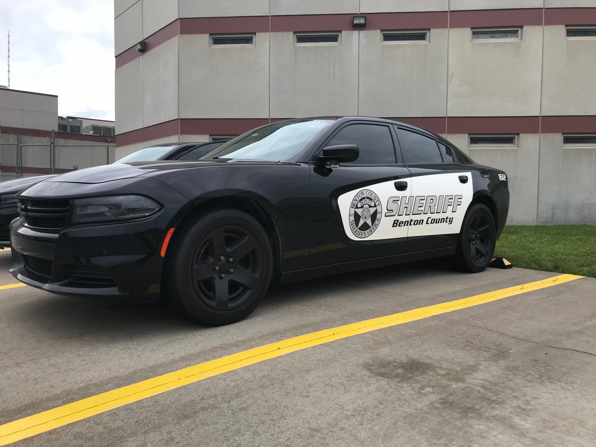 Photo courtesy Benton County Sheriff's Office.