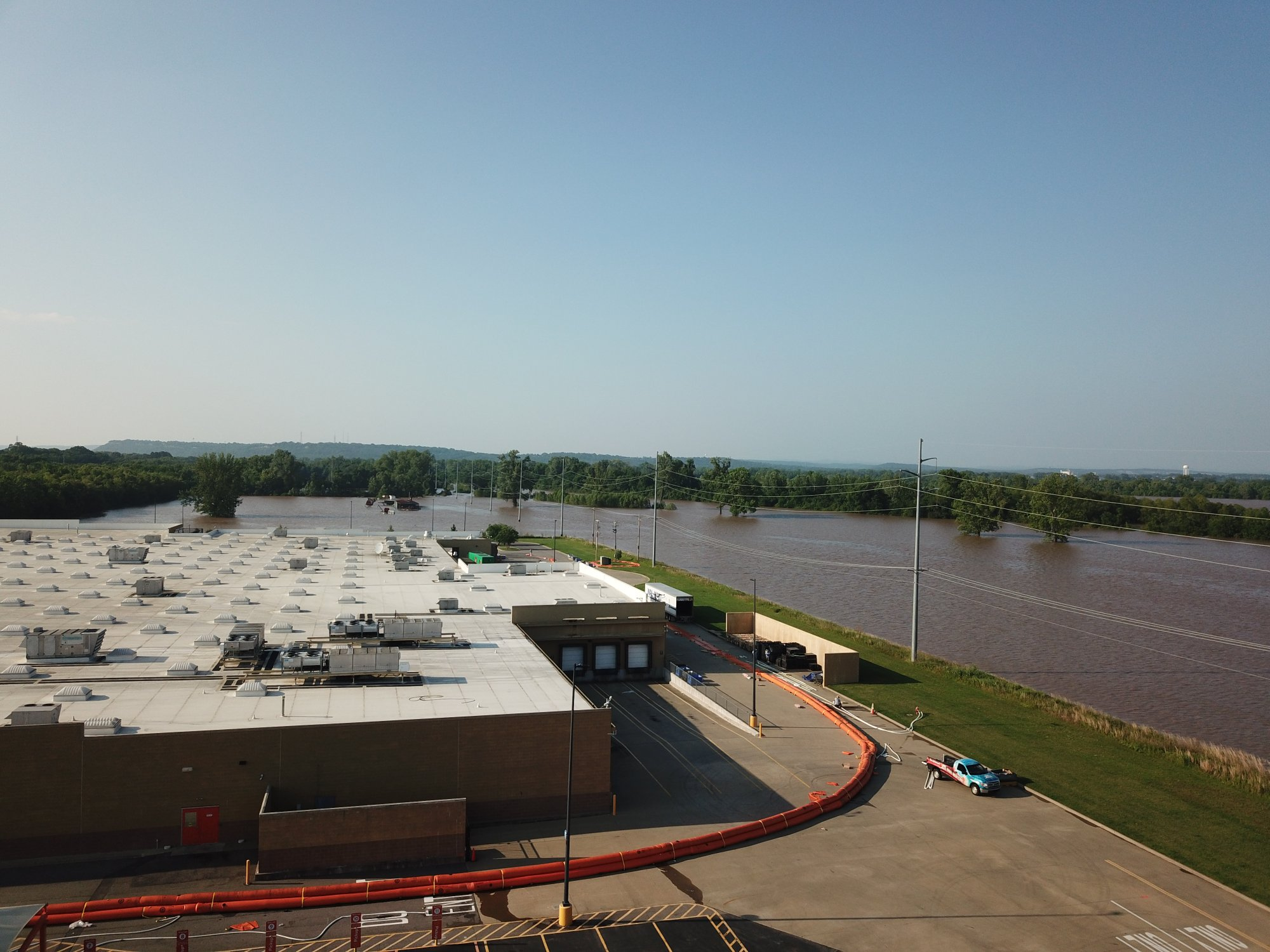 Kelley Highway Walmart (Courtesy of Gary Norman)