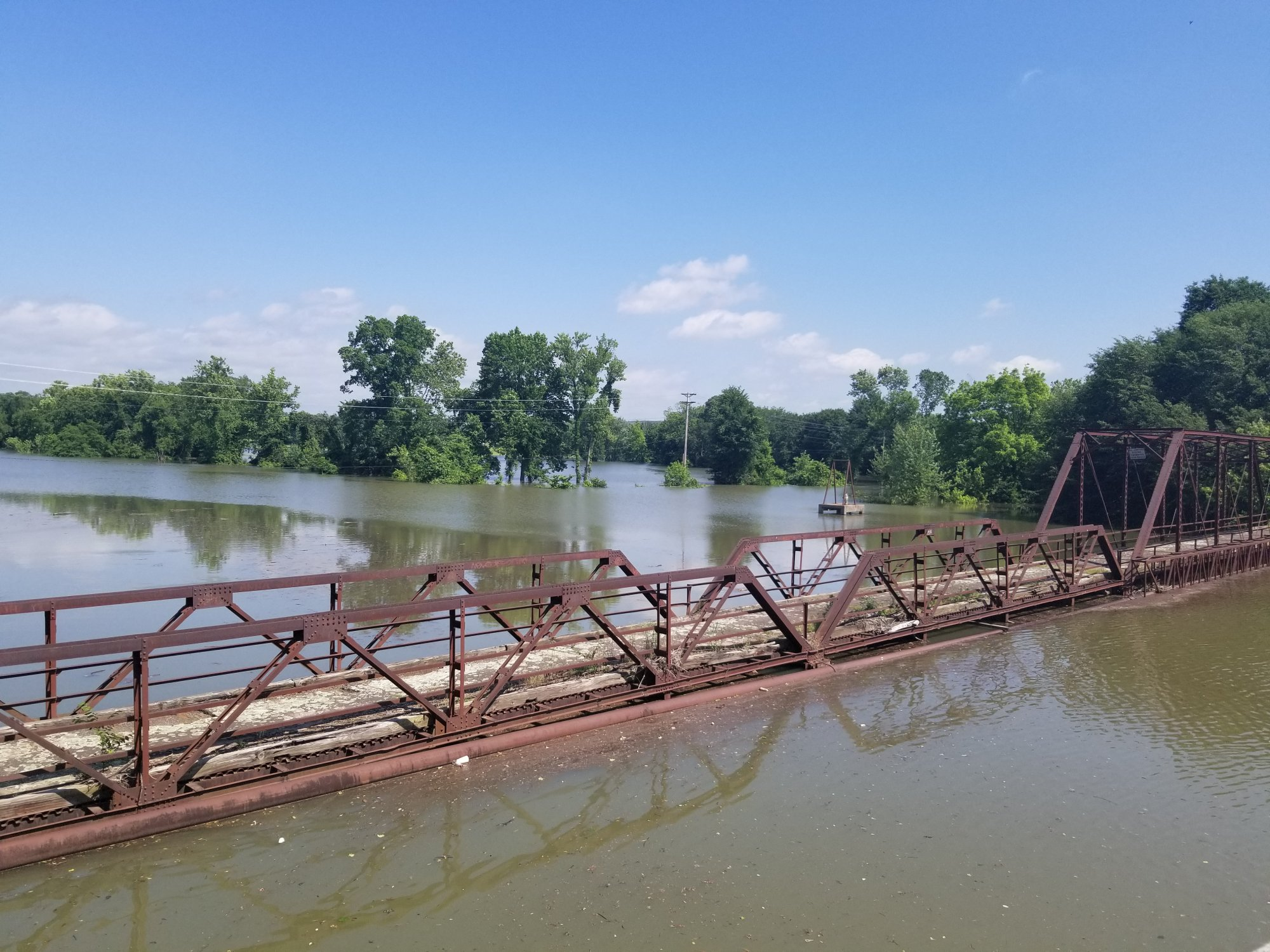 Lee Creek Park, courtesy of Lindsey Harvel. 5-24-19