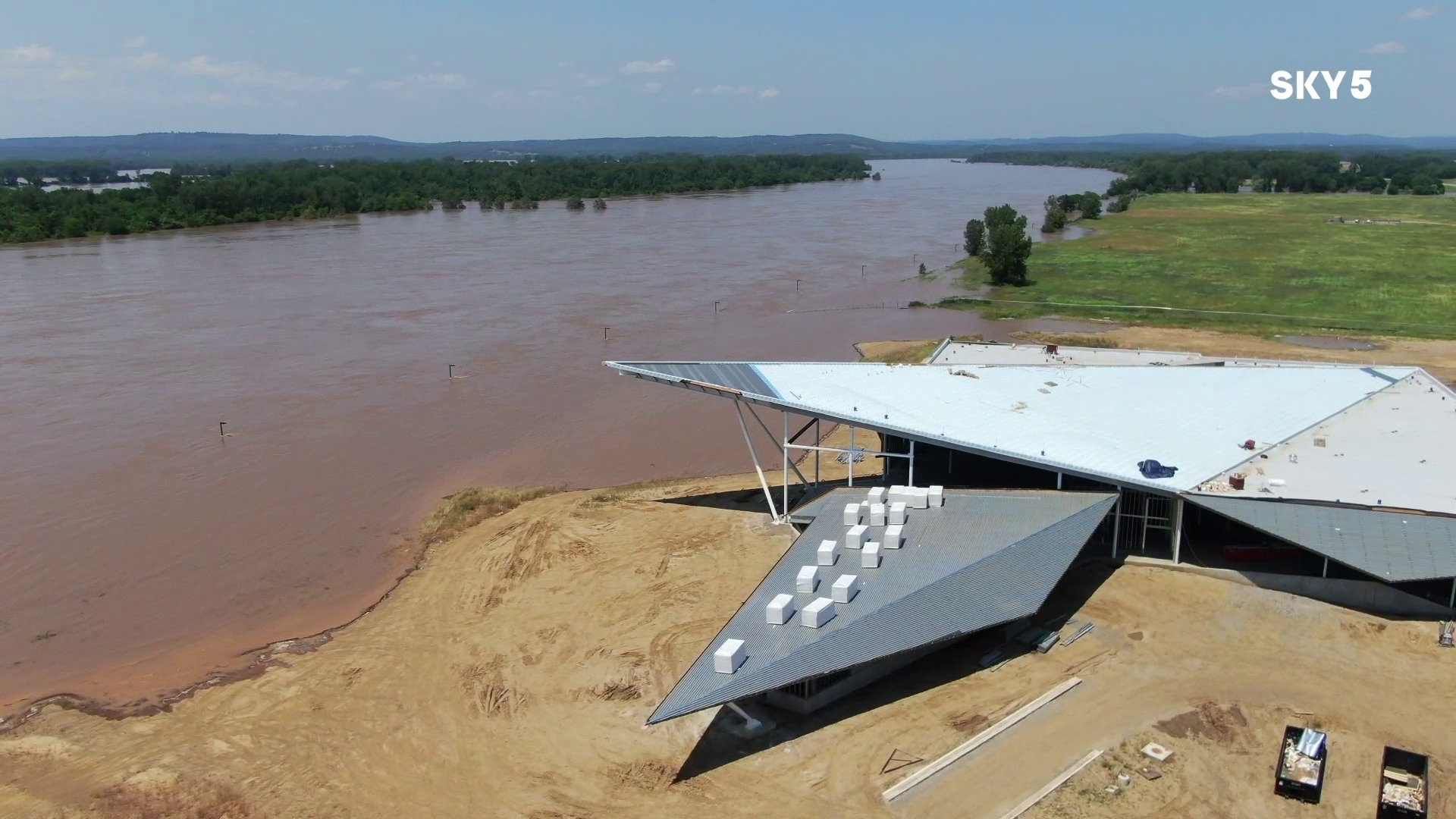 U.S. Marshals Museum In Fort Smith Nearly Flooded