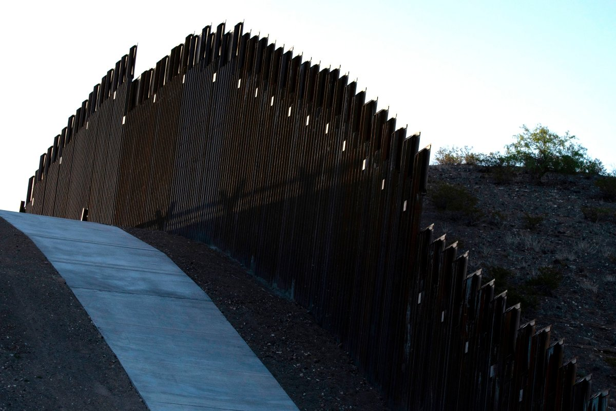 Pentagon Shifting $1.5 Billion To Border Wall Construction