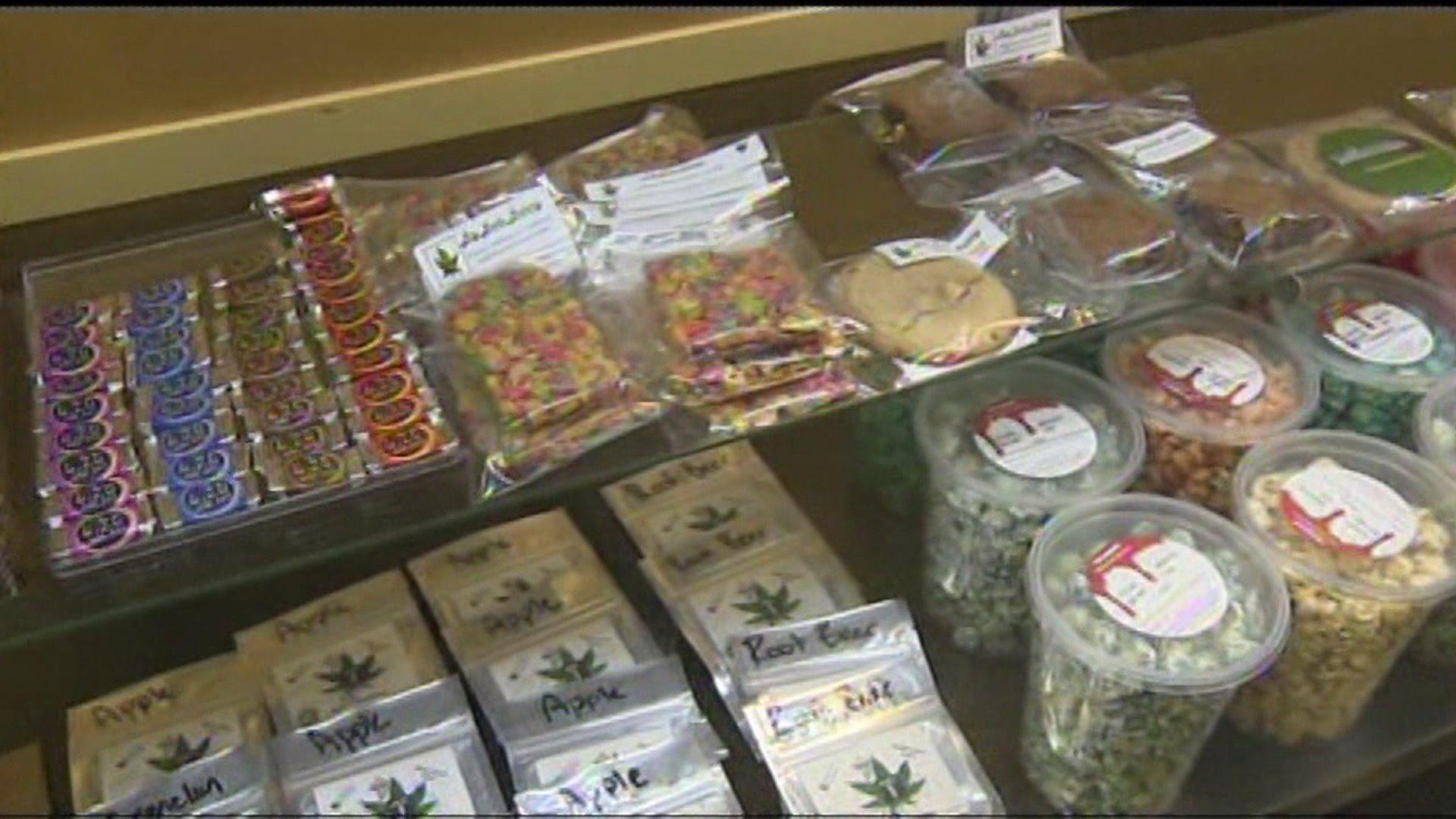 Medical Pot Edibles Face Restrictions In Arkansas thumbnail
