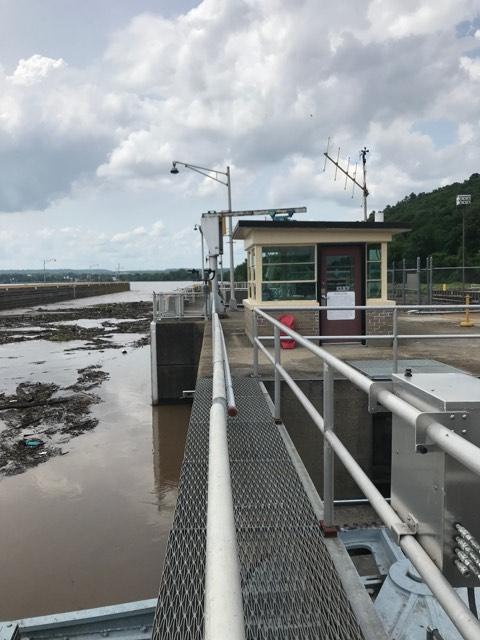 Ozark Jeta-Taylor Dam. Courtesy of Dianna Doss Bowman