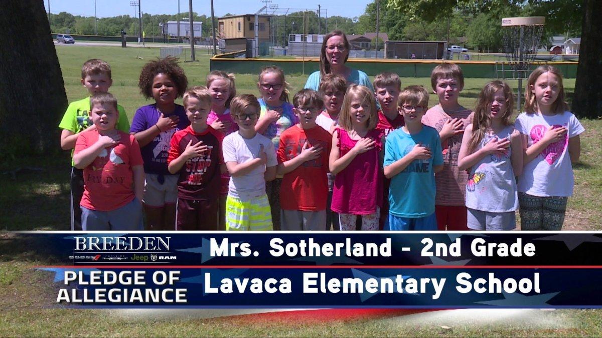 2nd Grade Lavaca Elementary School