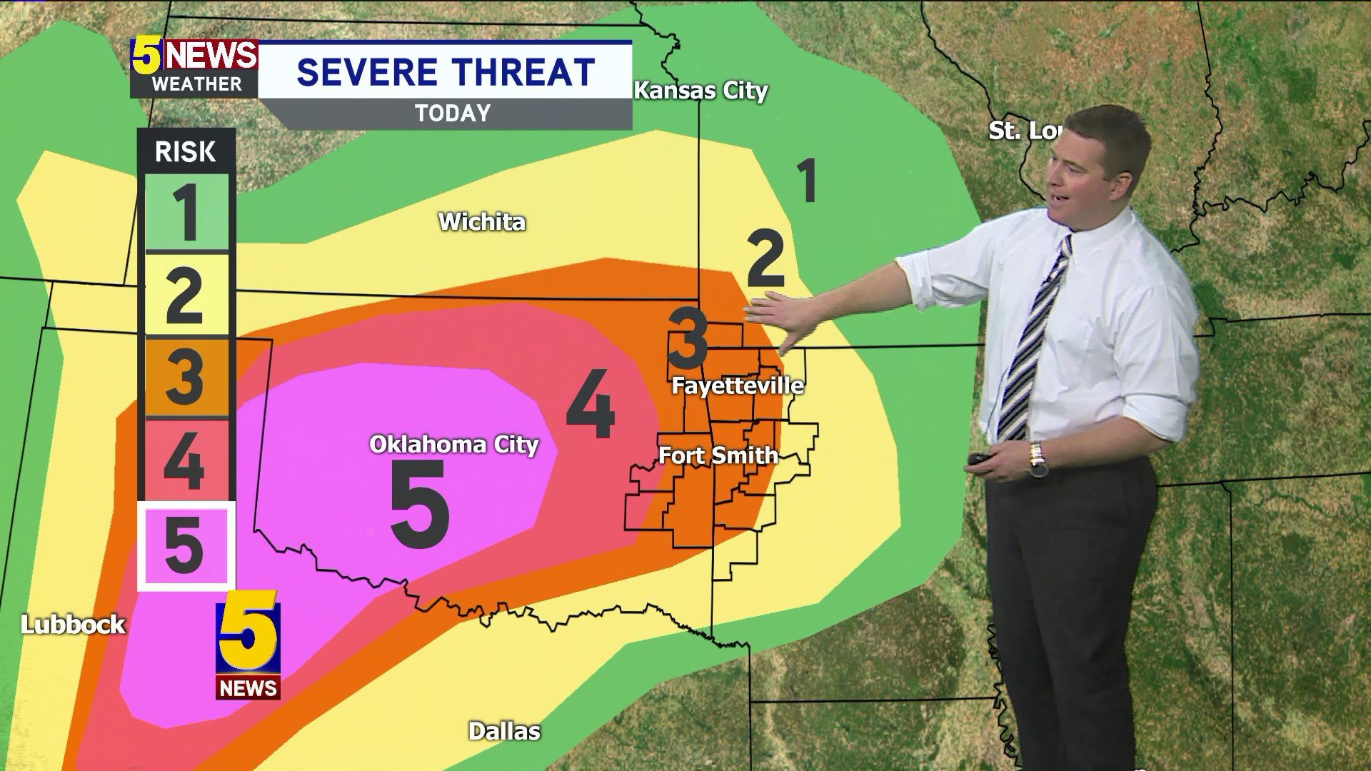 Severe Weather Timeline For Tonight and Tuesday