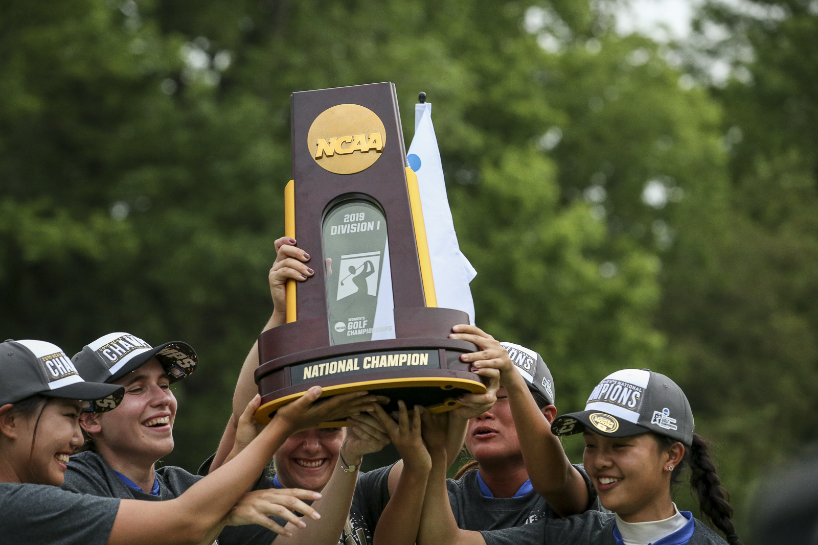 Duke Wins Women's NCAA Golf Championship At The Blessings