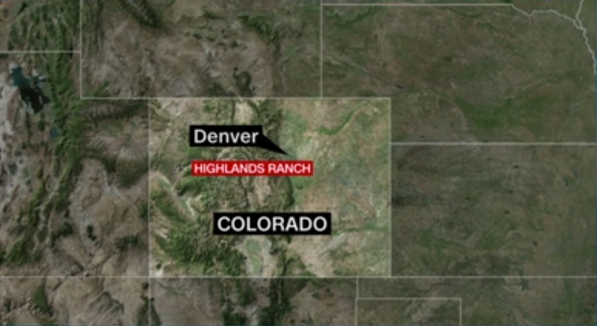 Sheriff Says Shots Fired At School In Suburban Denver thumbnail