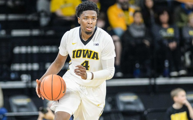 Iowa Guard Isaiah Moss To Transfer To Hogs