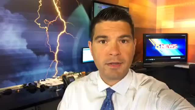 WATCH: Trending Hotter, Limited Rain Chances