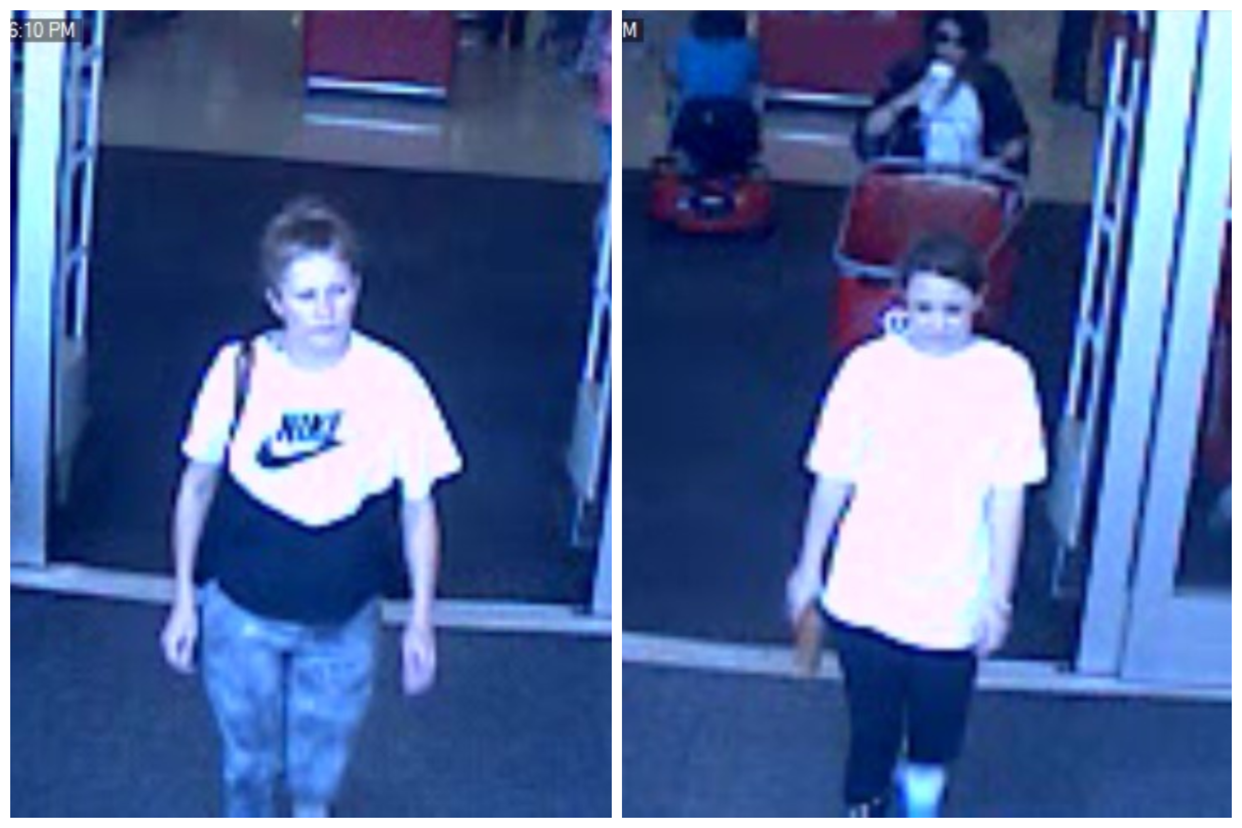Two Suspects Wanted For Breaking Into Cars At Ben Geren Park In Fort Smith thumbnail