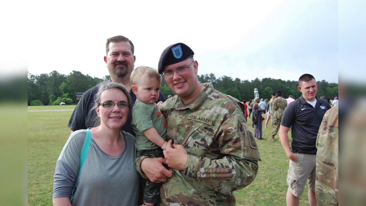 Cave Springs Family Mourns Fallen Soldier | Fort Smith/Fayetteville