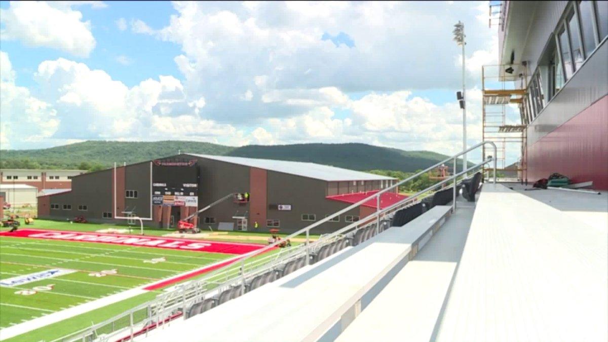 Farmington High School Gets New Sports Complex