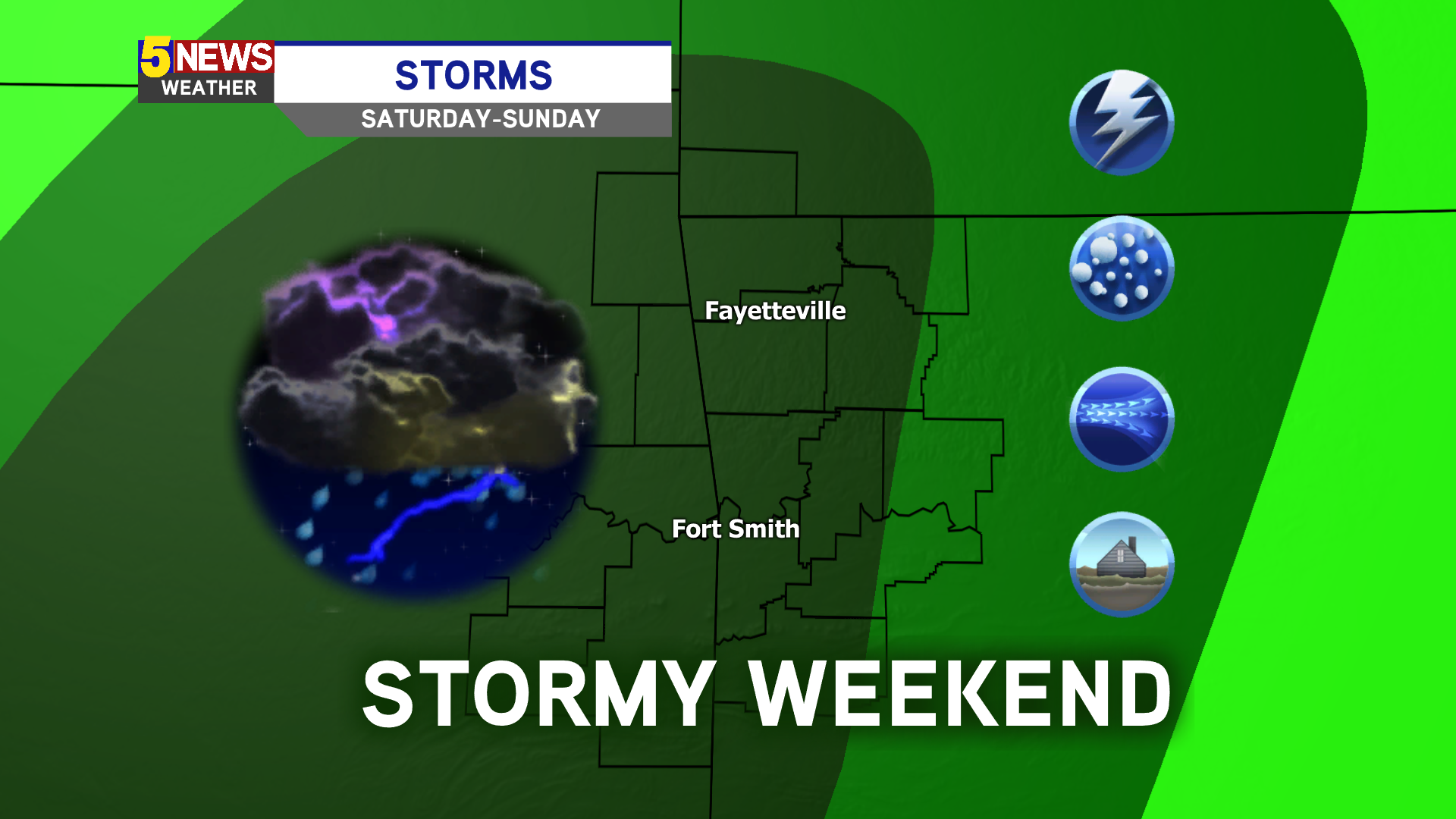 Weekend Storms:  Here's What You Need To Know thumbnail