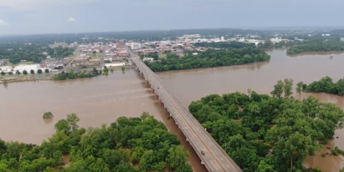 Westbound Lanes Of Garrison Ave. Bridge In Fort Smith Reopened thumbnail