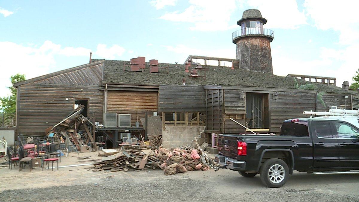 Fort Smith Lighthouse Renovations Underway Despite Historic Flood