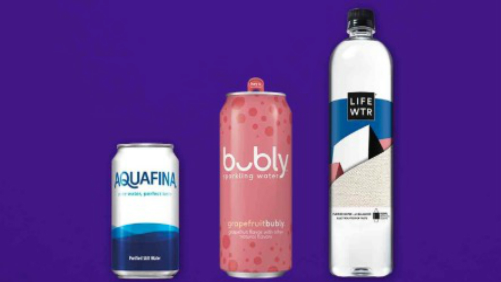 Pepsi To Reduce Plastic Waste By Selling Water In A Can thumbnail