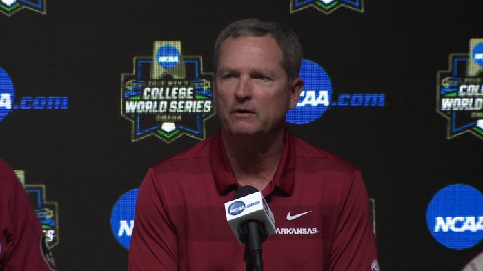 FULL INTERVIEW: Dave Van Horn Previews CWS Opener