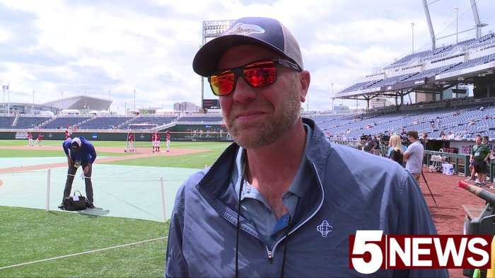 FULL INTERVIEW: ESPN's Kyle Peterson High On Hogs, Breaks Down CWS Field